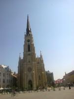 Rímskokatolicky kostol v Novom Sade