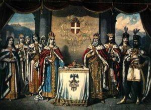 cár Lazar a jeho rodina