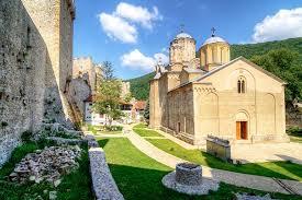 kláštor Manasija