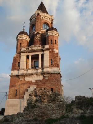 veža Sibinjanin Janko v Zemune